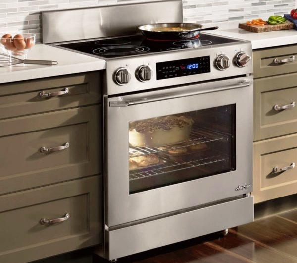 Однако, ремонт такой плиты обойдется недешево, так как в случае поломки придется менять всю верхнюю панель