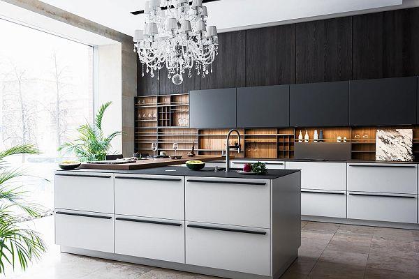Кухни из Германии LEICHT фото