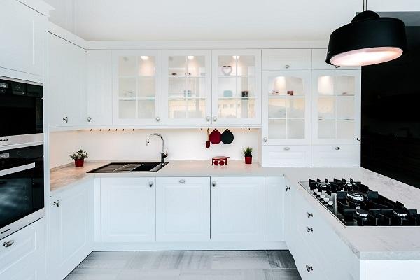 Кухня nobilia в скандинавском стиле