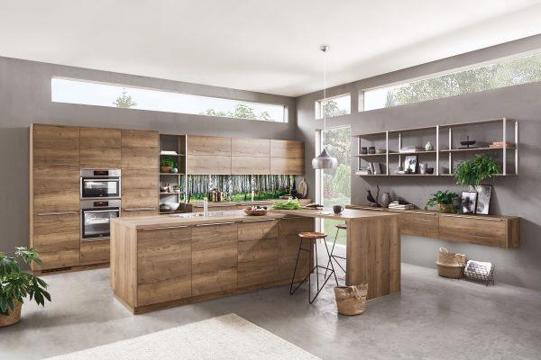 кухни nobilia в интерьере