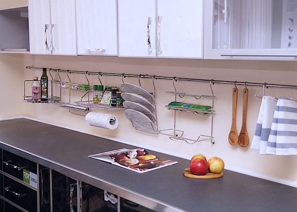 Рейлинг для кухни что это такое