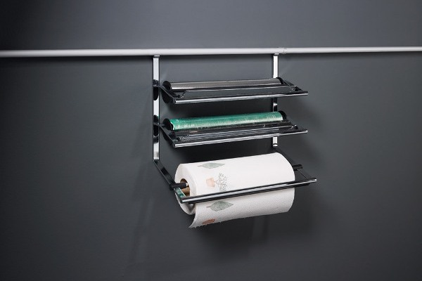 рейлинг для фольги пленки и салфеток с отрыванием для кухни фото