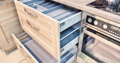 Как выбрать качественную фурнитуру для кухонной мебели