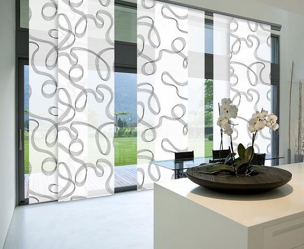 панельные шторы для кухни икеа
