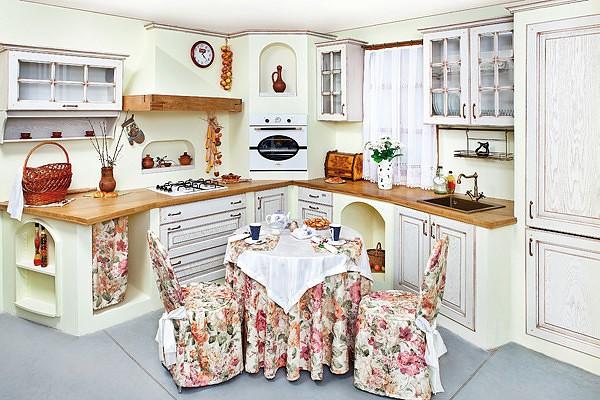 элементы декора для кухни