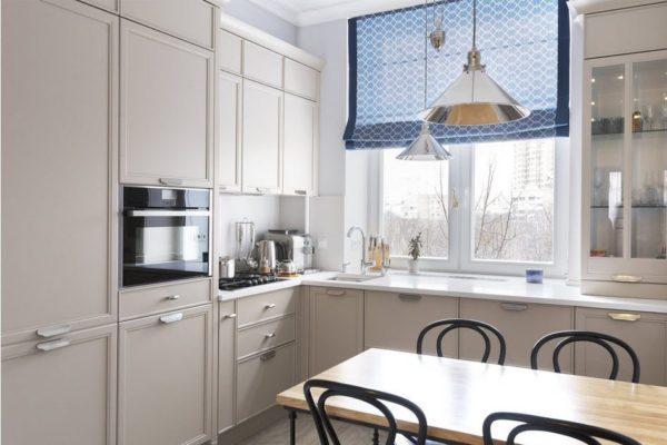 оформление подоконника на кухне фото