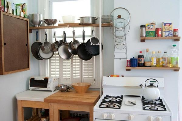 что разместить на кухонном подоконнике