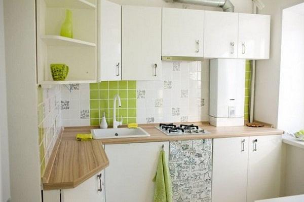 Способы увеличения пространства маленькой кухни в хрущевке