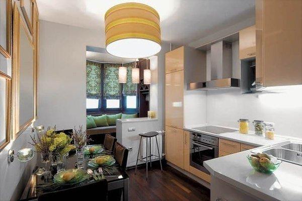 дизайн проект интерьера на маленькой кухни
