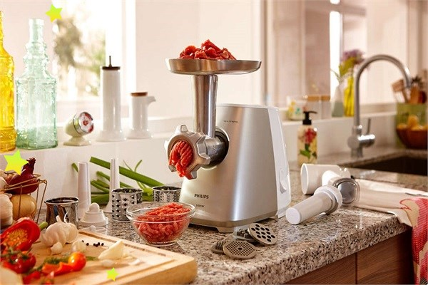 кухонный комбайн на маленькой кухне