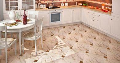 виды напольного покрытия выбрать для кухни