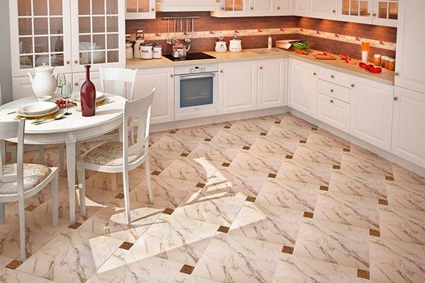 Какой выбрать пол для кухни