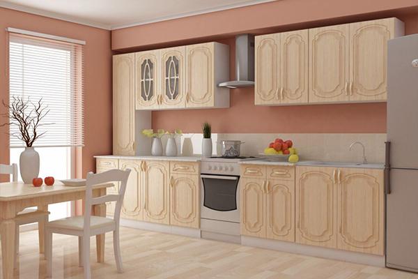 мебель на кухню из МДФ