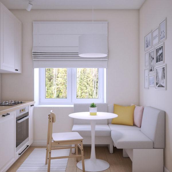 пластиковый стол для кухни