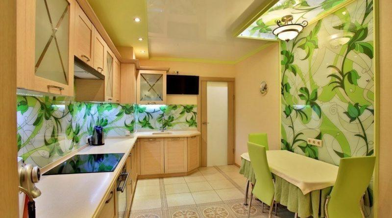 Дизайн и ремонт кухни своими руками