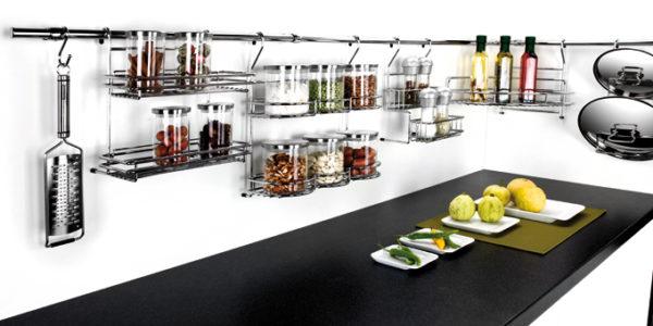 Как выбрать рейлинги на кухню