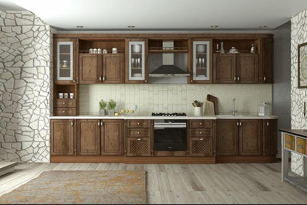 Кухонные фасады от компании ЗОВ