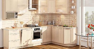 выбрать фасады для кухонного гарнитура