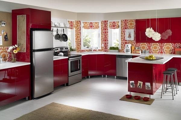 Какого цвета выбрать мебель для кухни