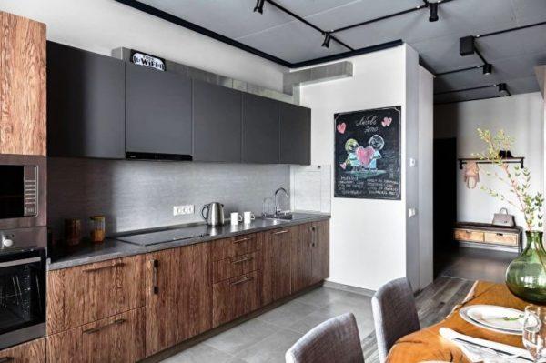 Куххня в современном стиле