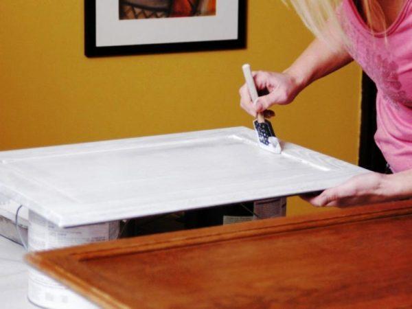 Краска для кухонной мебели