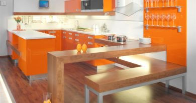 Как сделать свою кухню современной
