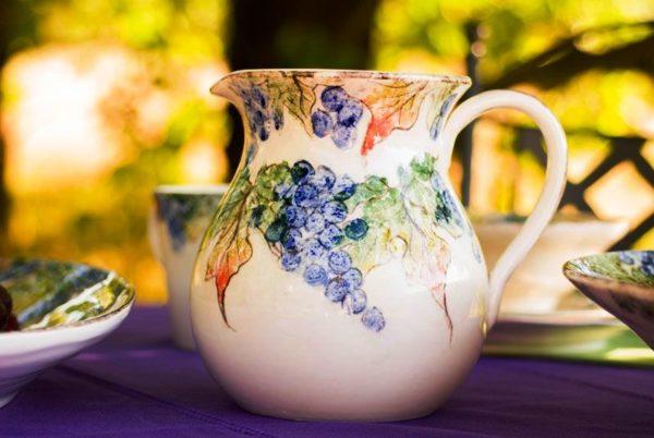 Гончарная керамическая посуда