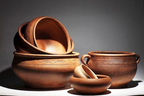 Гончарная керамика