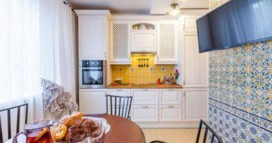 бюджетный ремонт на кухне