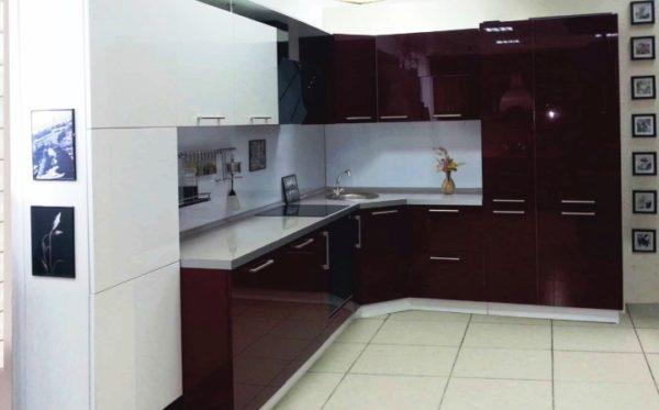 Акриловые фасады кухня ЗОВ