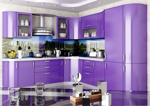 Кухонные фасады постформинг