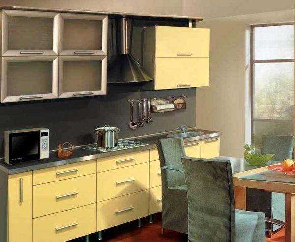 Дизайн кухни ЗОВ
