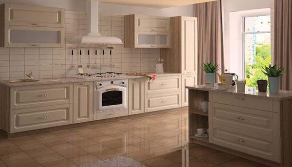 Кухня ЗОВ дизайн