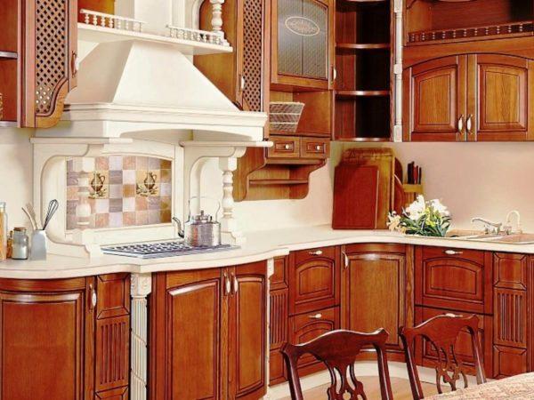 Кухонная мебель ЗОВ