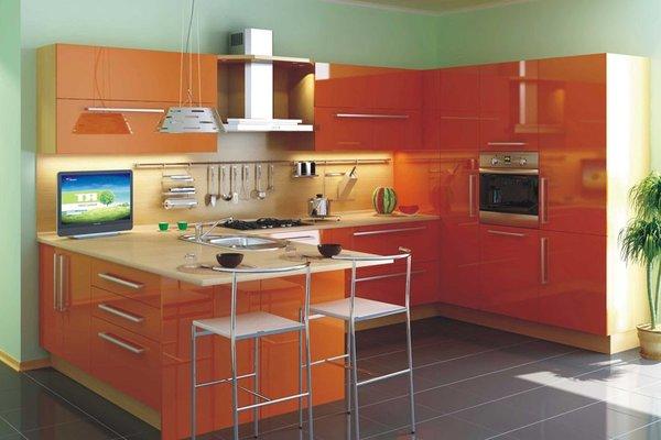 Из какого материала лучше всего выбрать мебель на кухню