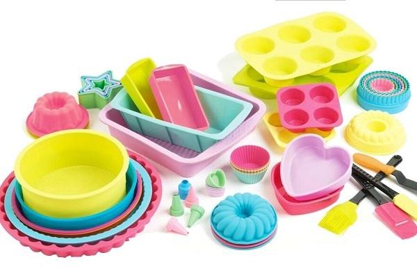 Широкий ассортимент силиконовой посуды