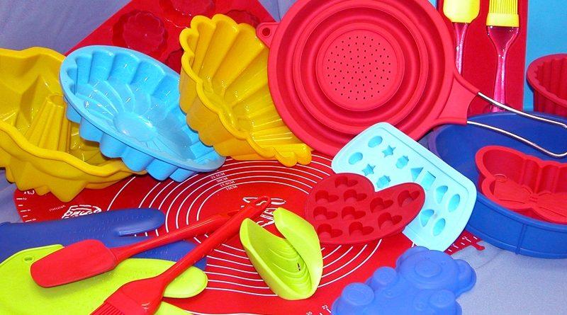 аксессуары для кухни из силикона