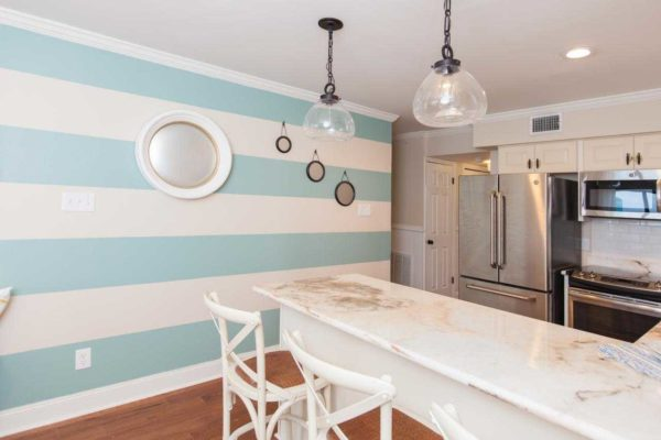 Как подготовить стены на кухне к покраске