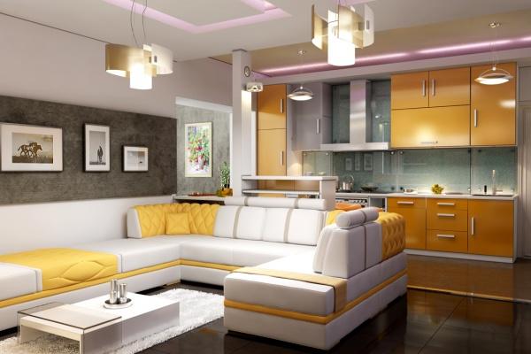 Каким вы представляете себе дизайн своей кухни
