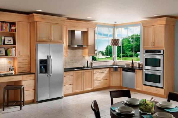 Возникающие вопросы при покупке встроенной кухни