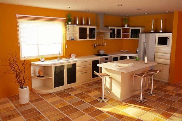 Какой пол лучше на кухне
