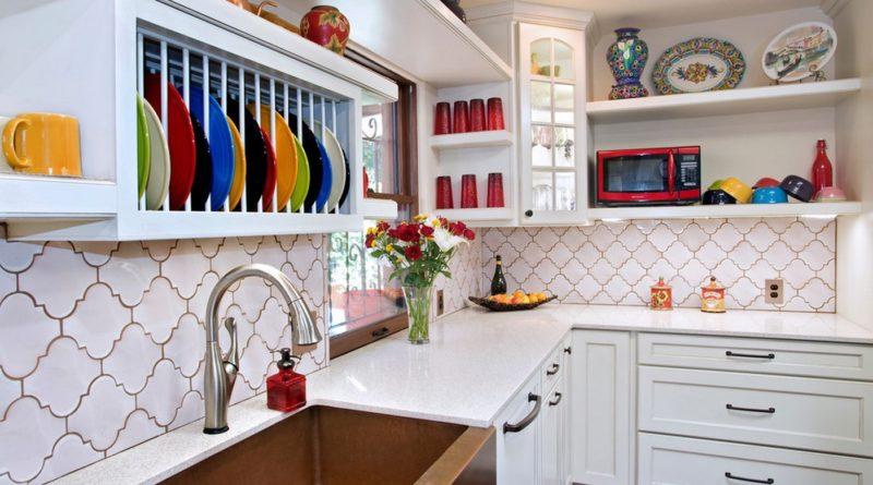 Как оформить дизайн кухни своими руками