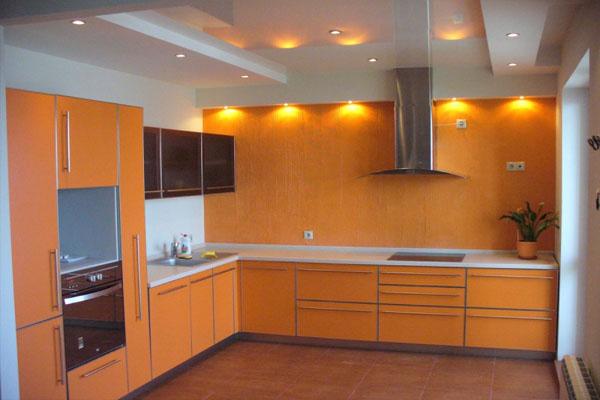 Косметический ремонт кухни