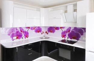 Интерьер для кухни пластиковая кухня