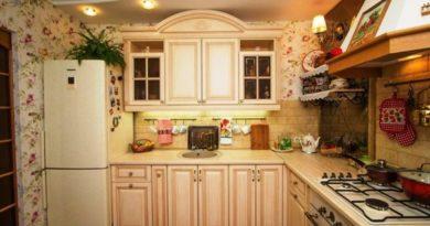 Кухни ремонт своими руками